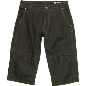 Krux 3/4 Short - Men's Espresso, 33 - Like New
