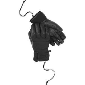 Freeride Tech Etip Glove Tnf Black, L - Excellent