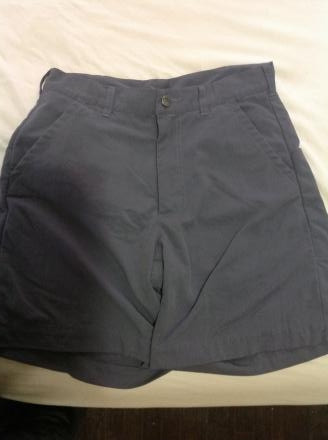 2 pairs of Patagonia stand up shorts!
