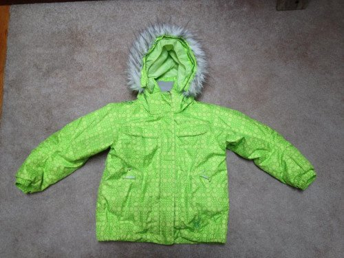 Girl's Ski Jacket - Spyder
