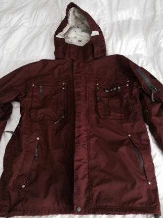 686 Smarty 3 n 1 Snowboard Jacket:  Size Large
