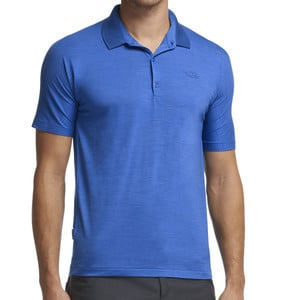 Sphere Polo Shirt - Men's Cadet Heather, S - Excellent