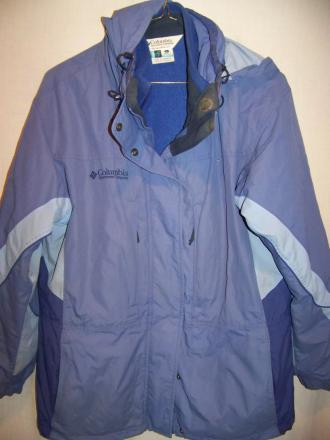 Columbia Interchange Winter Ski Jacket, WM Large