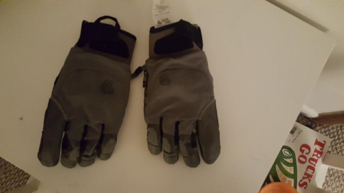 Mountain Hardwear Seraction Gloves Men's L