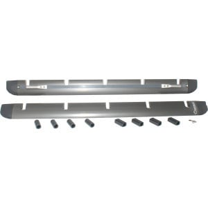 Switchblade Crossbars Grey, 50in - Fair