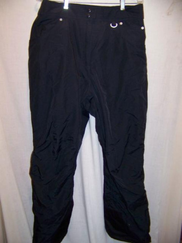Slalom Insulated Snowboard Ski Pants, Mens XLarge