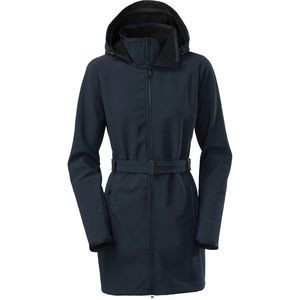 Apex Bionic Trench Jacket - Women's Urban Navy, M - Excellent