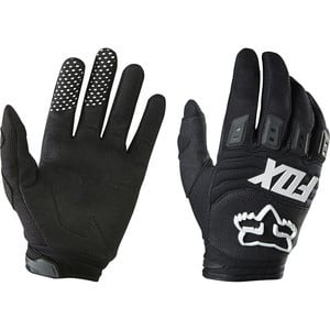 Dirtpaw Race Bike Glove Black, L - Excellent