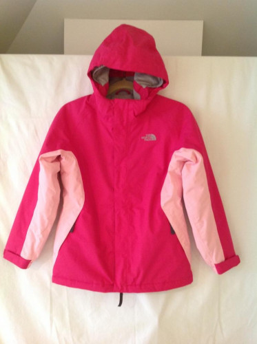 North Face Hyvent Girls Large Ski Jacket