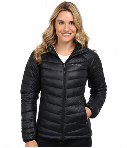 Columbia Platinum Turbodown 860 Down Jacket Women Medium