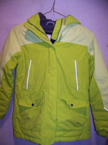 Lands End Winter Ski Jacket, Girls Large 14