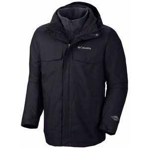 Bugaboo Interchange Jacket - Men's Black, M - Good
