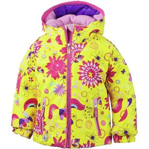 Arielle Insulated Jacket - Toddler Girls' Folklore Print, 3 - Good
