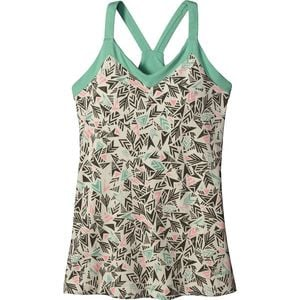Hotline Tank Top - Women's Quiver And Quill/Bleached Stone, M - Excell