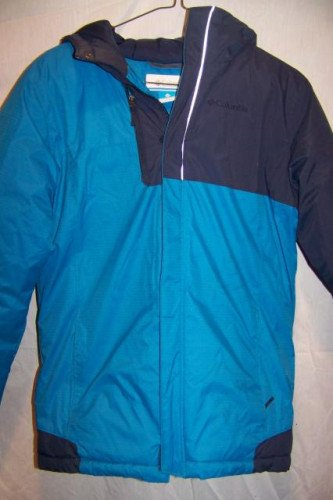 Columbia Insulated Snow Winter Ski Jacket, Youth Large 14-16