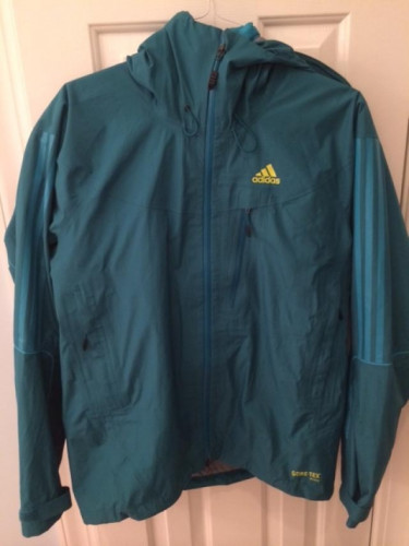 Addidas Terrex 3in1 Gore Text Active Shell Rain Jacket