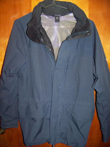 Eider Toundra Gore-tex Rain Jacket, Men's Small