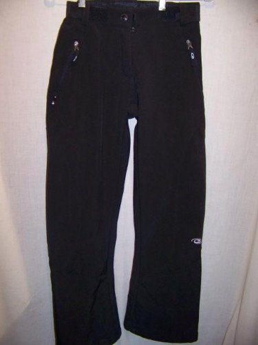 CB Softshell Snowboard Ski Pants, Womens Small
