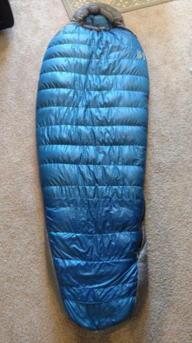 Mountain Hardwear Phantom 32 Down Mens 800 Fill Sleeping Bag