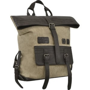 Amelia Folded Backpack - Women's Canvas, One Size - Like New