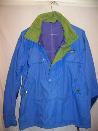 Patagonia Pullover Anorak Jacket, Mens Medium