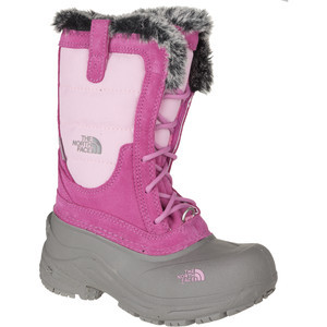 Shellista Lace Boot - Little Girls' Begonia Pink/Q