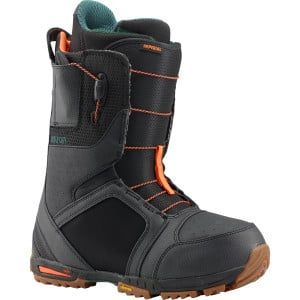 Imperial Snowboard Boot - Men's Black/Gum, 9.0 - Excellent