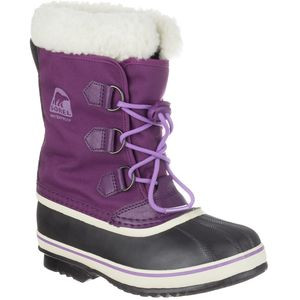 Yoot PAC Nylon Boot - Girls' Bramble/Black, 7.0 - Excellent
