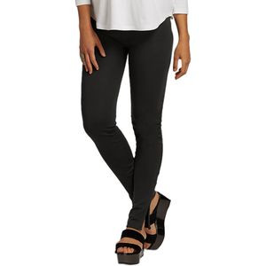 Luxe Zip Legging - Women's Black, XL - Like New