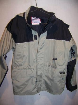 Viking Waterproof Rain Jacket, Youth Medium