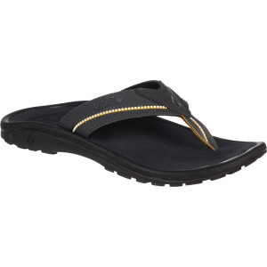 Kia'i II Sandal - Men's  Dark Shadow/Dark Shadow, 12.0 - Excellent