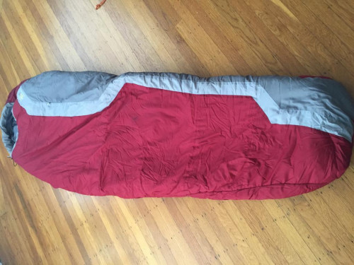 MOUNTAIN HARDWEAR LAMINA 0 REG SLEEPING BAG