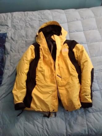 North Face Down Triclimate Jacket
