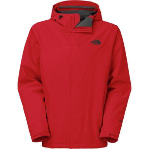 Anden Triclimate Jacket - Men's Tnf Red/Tnf Red, M - Excellent