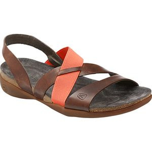 Dauntless Strappy Sandal - Women's Tortoise Shell, 9.5 - Excellent