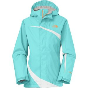 Mountain View Triclimate Jacket - Girls' Fortuna Blue, XS(6) - Excelle