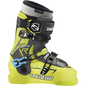 Krypton Pro I.D. Ski Boot - Men's Acid Green/Anthr