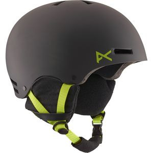 Raider Helmet Black/Green, L - Like New