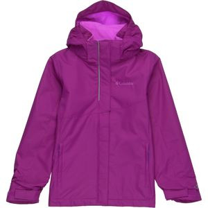 Bugaboo Interchange Parka - Girls' Bright Plum, S - Like New