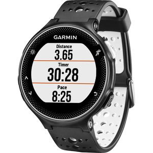 Forerunner 230 Black/White, One Size - Excellent