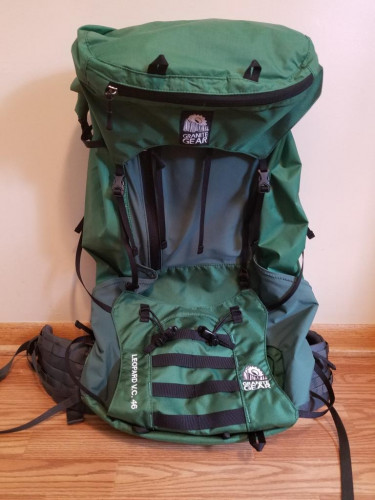 Granite Gear Leopard V.C.46 Backpack