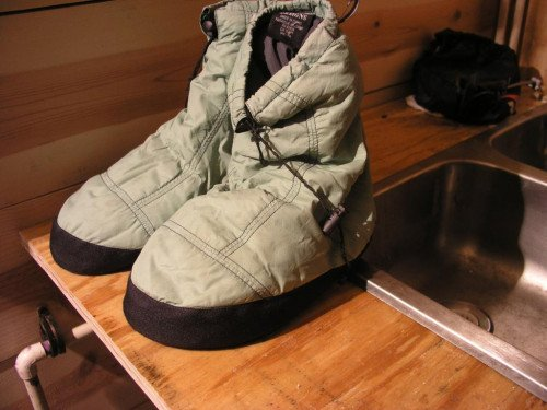 Sierra Designs Down Booties
