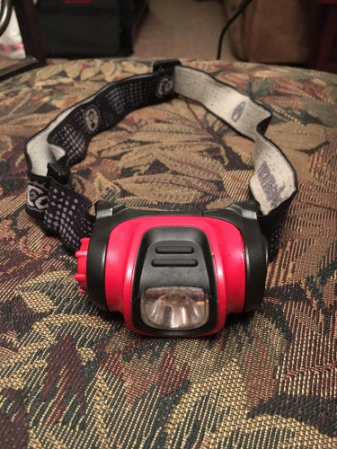 Colman Headlamp