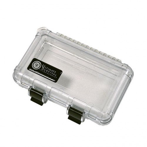 UST Deluxe Clear Storage Case - waterproof
