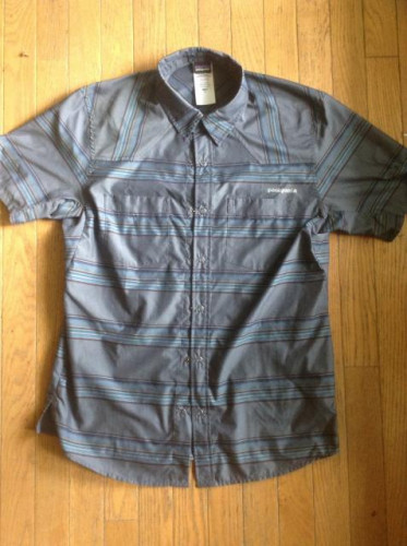 Patagonia long haul shirt