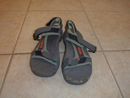 Men's Teva Open Toachi Sandals 10.5