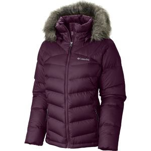Glam-Her Down Jacket - Women's Purple Dahlia, M - Excellent