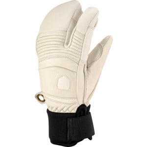 Fall Line 3-Finger Glove Off White, 10 - Excellent
