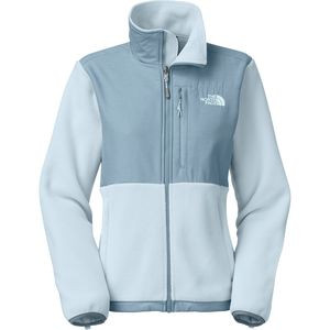 Denali Fleece Jacket - Women's Recycled Tofino Blue/Cool Blue Heather,
