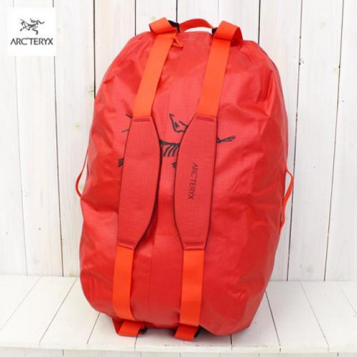 ARC'TERYX CARRIER DUFFLE BAG PACK 75L - Diablo Red